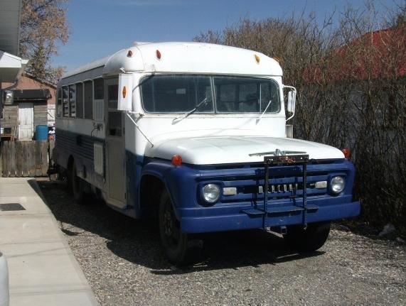 1967-68 Mercury-Bus