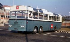 1967 Bedford VAL14s with Marshall B40D body