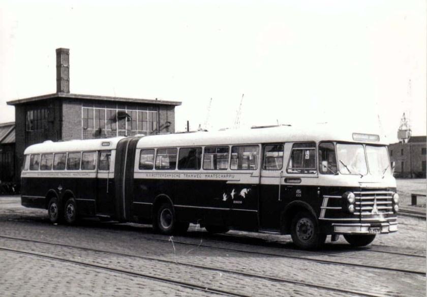 1967 Magirus Deutz RTM 1001 Bergeend