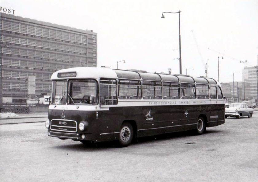 1967 Magirus Deutz RTM 94
