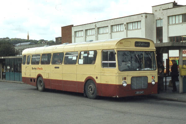1968 Bristol RELL6G with Metro-Cammell B47D body a