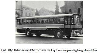 1968 Fiat 306-3 Menarini
