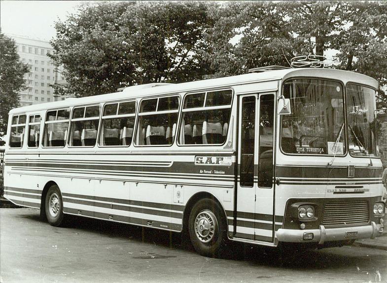 1968 FIAT 320 Menarini Tubocar