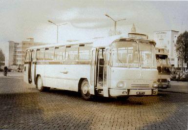 1968 Magirus Deutz 200LS 12 idem GTW 202