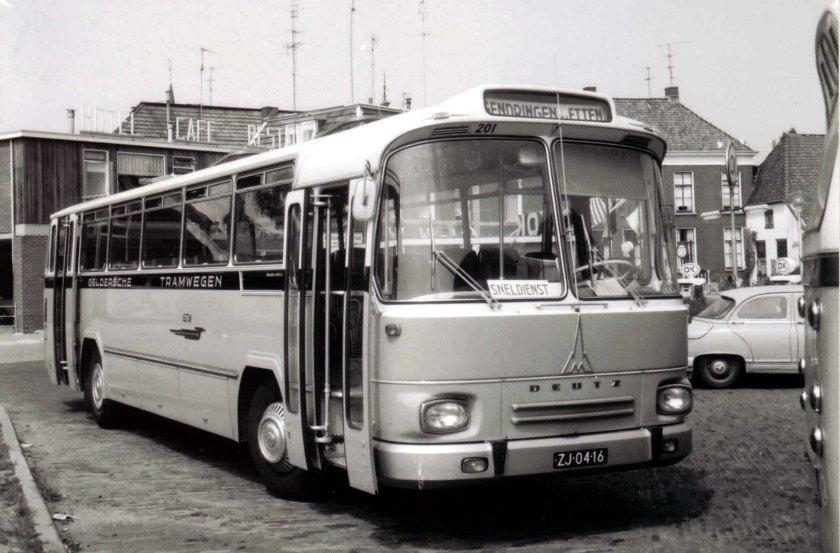 1968 Magirus Deutz GTW 202 [2]