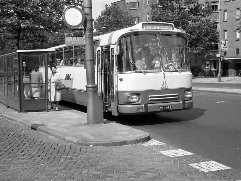 1968 Magirus Deutz MAARSE en KROON Aalsmeer 3, Lijn 1, Amstelveenseweg
