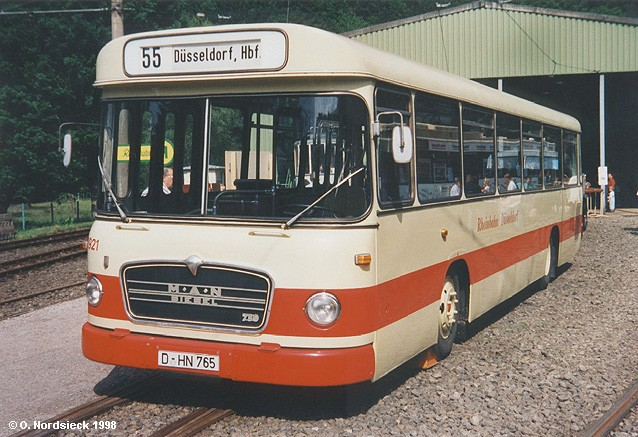 1968 MAN-750-HO-Metrobus-Rheinbahn