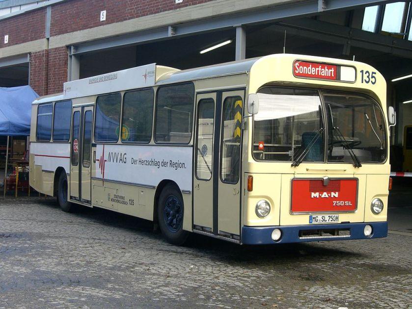 1968 MAN 750 HO-SL