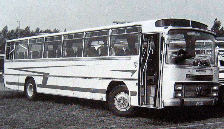 1968 Miesse VanHool B