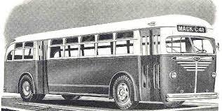 1969 Mack Wisconsin Transit Mack Wausau