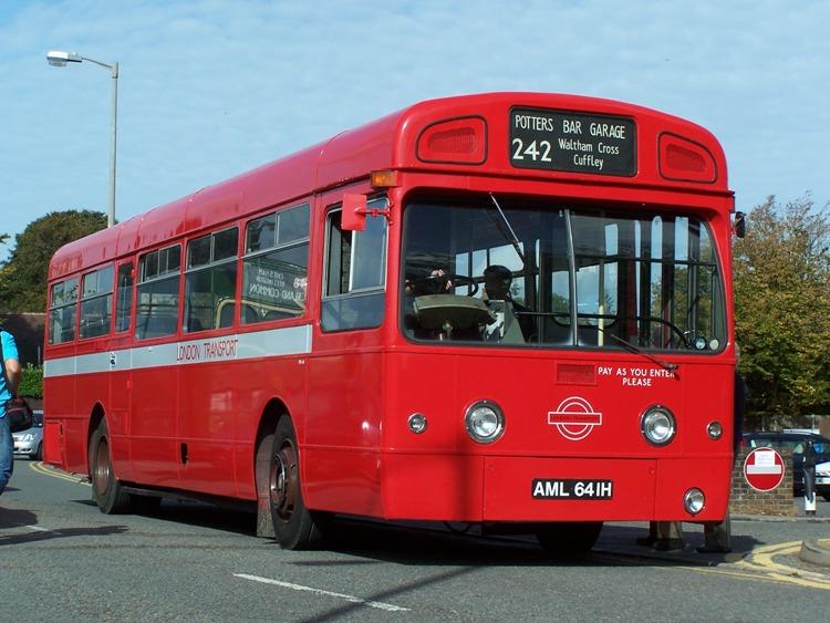 1969 MCW UK