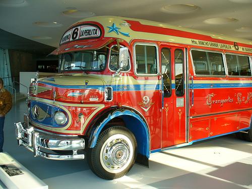 1969 Mercedes-Benz LO 1112 Omnibus