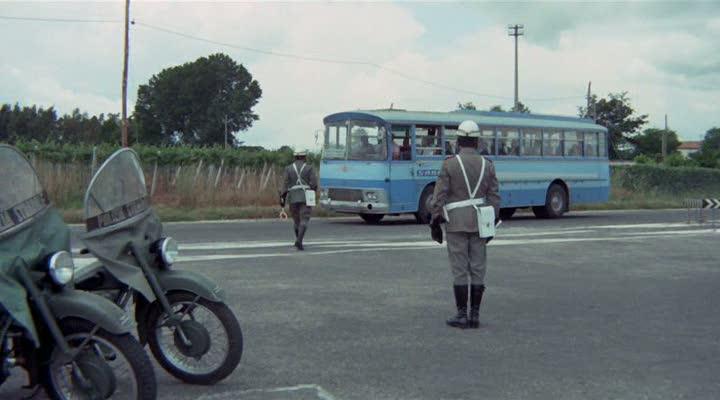 1970 Fiat 306-3 Menarini