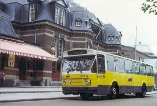 1971 Leyland-Verheul LVB  Maarse & Kroon 1605