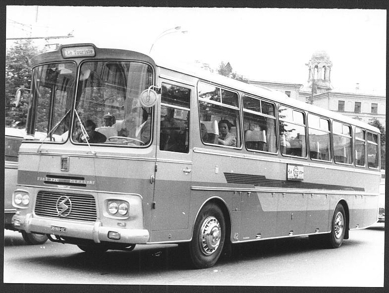 1972 FIAT 320 Menarini Tubocar k