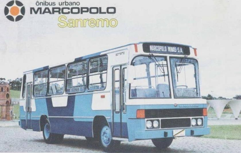 1972 Marcopolo San Remo