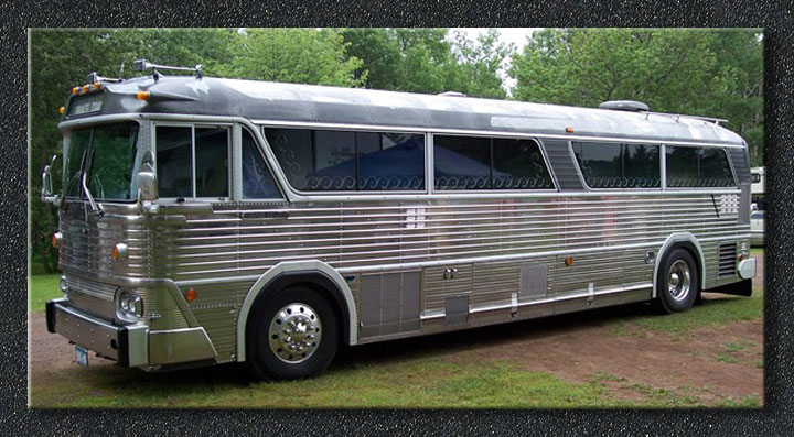 1972 MCI MC5B RV Conversion