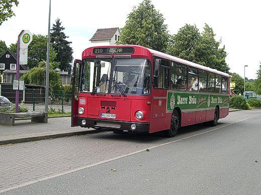 1973-85 MAN-Sü 240-Bahnbus