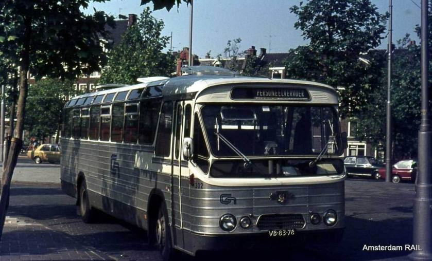 1973 Maarse en Kroon 302 Leyland Hainje Heereveen