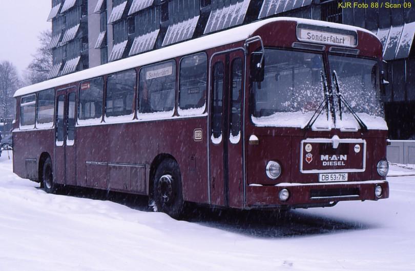 1973 MAN SÜ 230