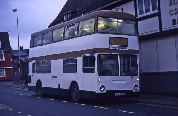 1974 Daimler Fleetline MCW H44-24D