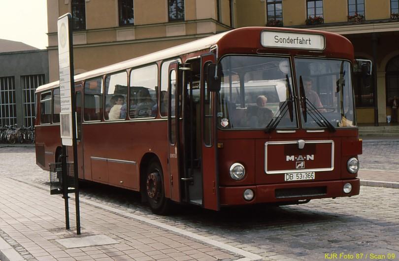 1974 MAN SÜ 210