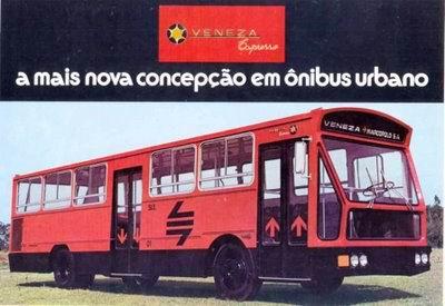 1974 Marcopolo Veneza Expresso