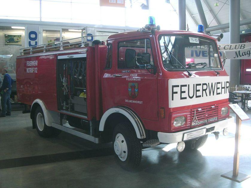 1975 Magirus-Deutz 120D7F