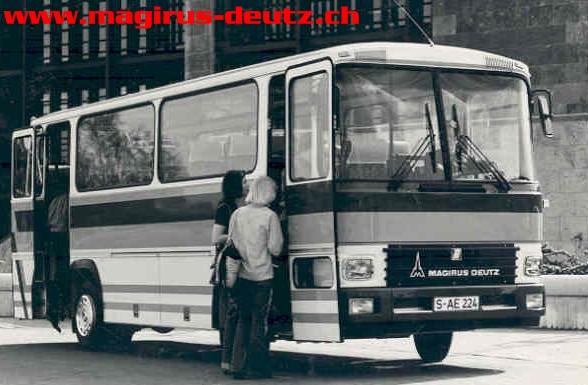 1975 Magirus Deutz Iveco R81
