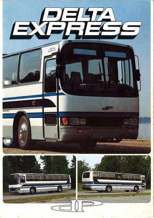 1976 Delta Express