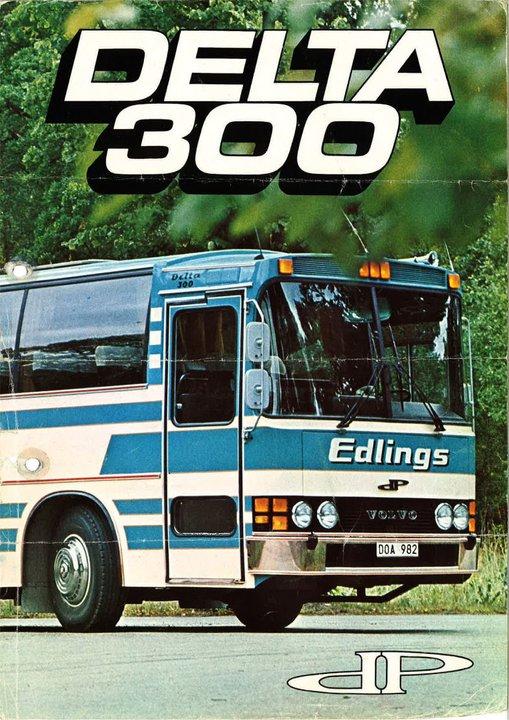 1976 Deltaplan 300 Volvo