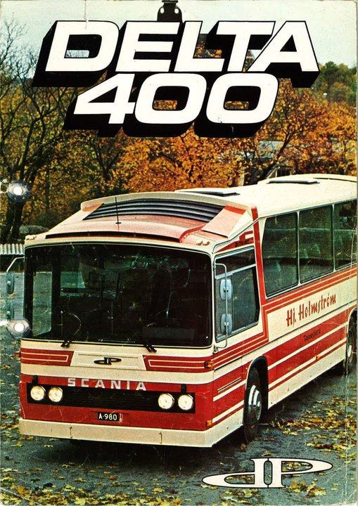 1976 Deltaplan 400 Scania