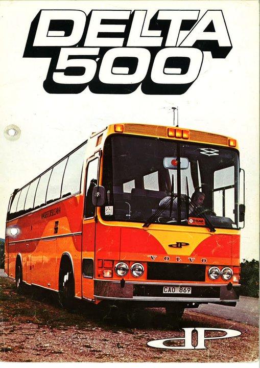 1976 DeltaPlan 500 Volvo