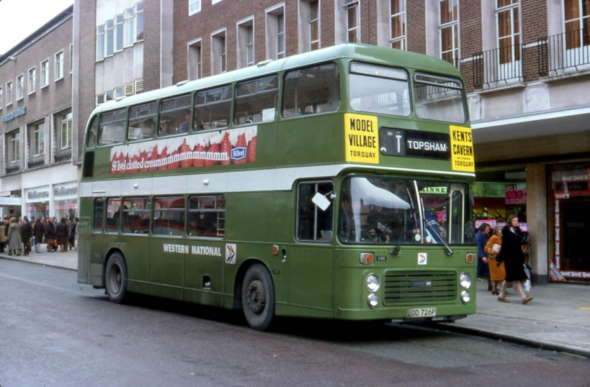 1976 Reliance but this time with Marshall bus bodywork