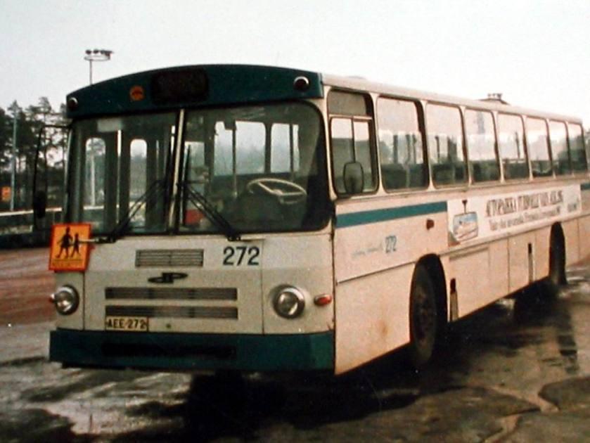 1978 Delta City - Volvo B58