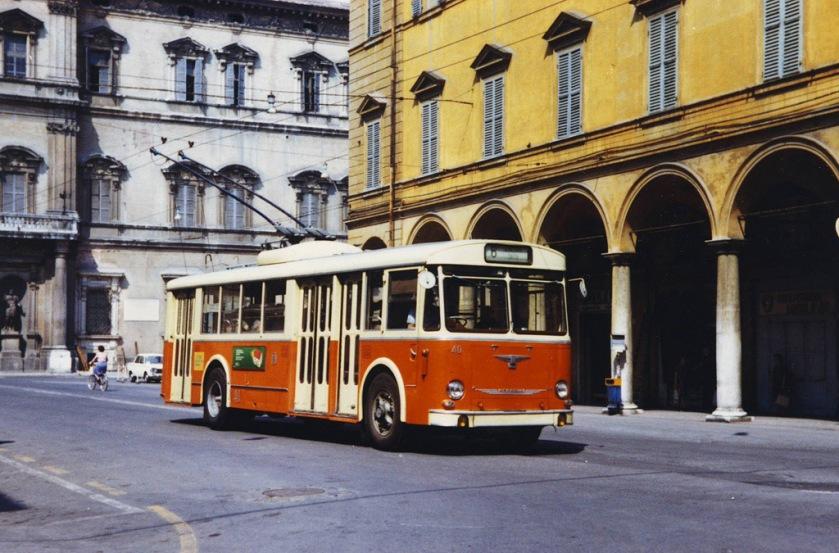 1978 Fiat 2411 Menarini Marelli
