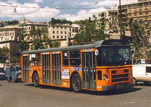 1978 genova91-bus2 Menarini