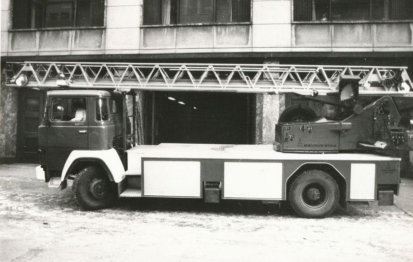 1978 Magirus 232-D