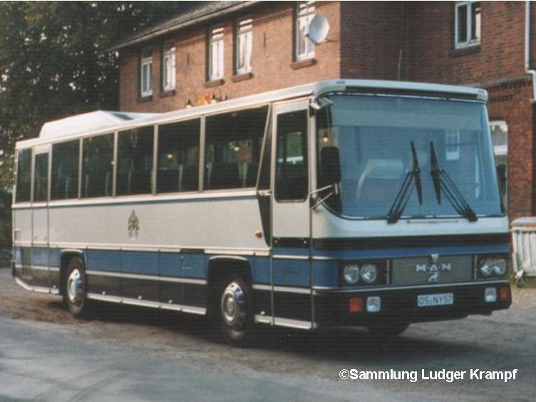 1978 MAN SR 240