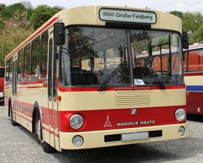 1979 Magirus-Deutz 260L117
