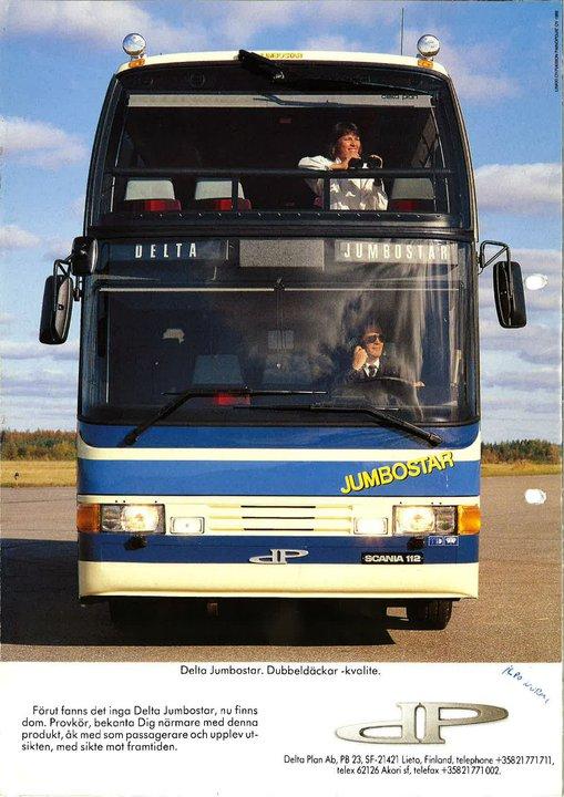 1980 DeltaPlan Jumbostar DD