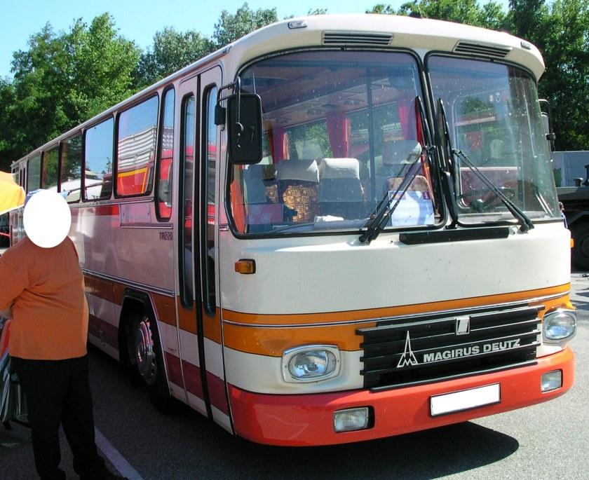 1980 Magirus TR 120