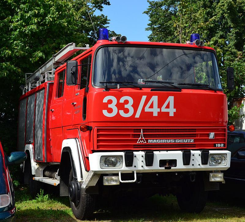 1981 LF 16 Magirus-Deutz