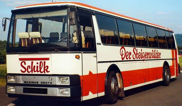 1981 MAGIRUS DEUTZ M 2000