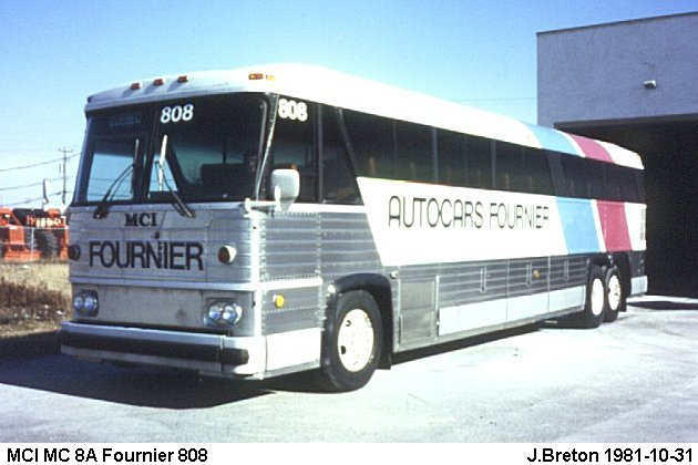 1981 MCI MC 8A 909