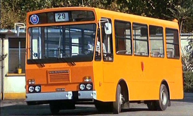1981 Menarini C13 FIAT