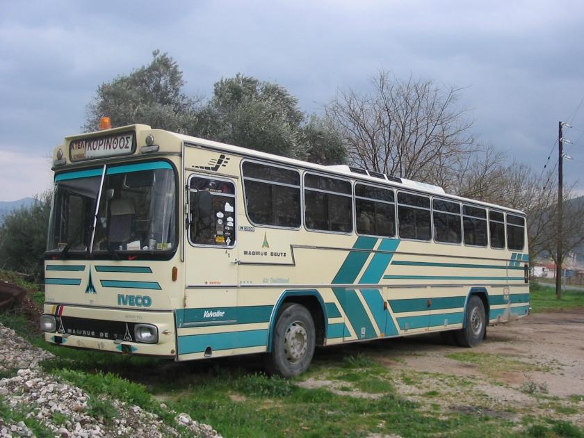 1982 Magirus Deutz M2000