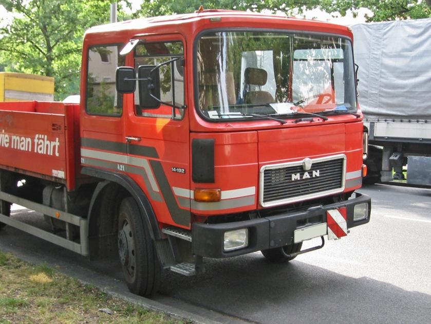1983-86 Man 14.192 4 5 sst Bauzeit