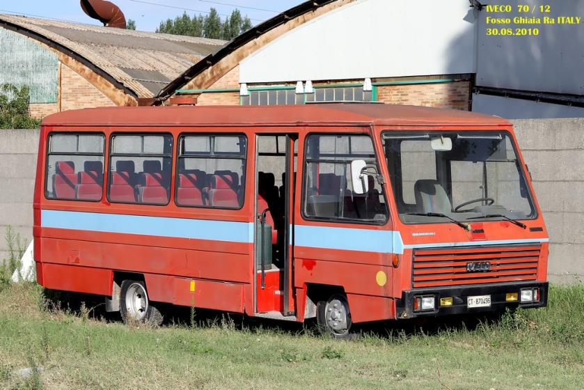 1983 IVECO 70 - 12 Menarini