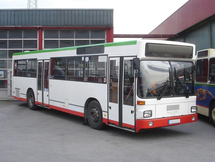 1984-93 MAN-SL202-Stadtlinienbus